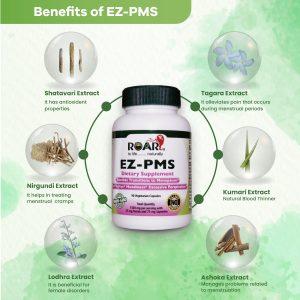 health benefits of EZ-PMS